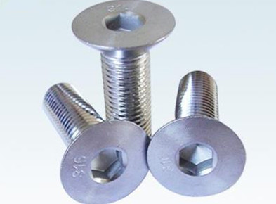 M5.0x20mm Pitch 0.8mm Size Titanium Screws
