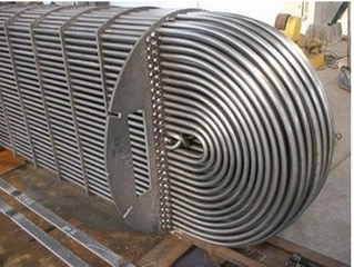 titanium tube heat exchanging gr2 ASTM B338