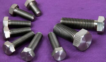 titanium fasteners hex cap screw DIN912 allen head screw