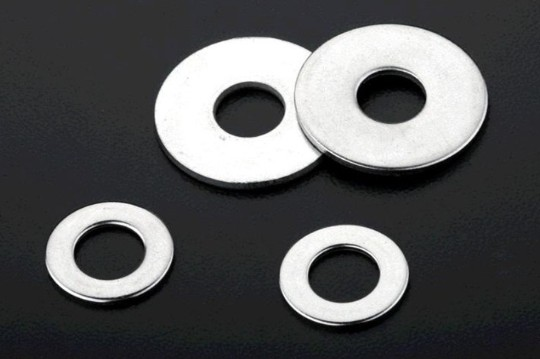flat metal jacketed asbestos filled gasket titanium fasteners