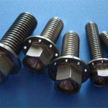 Tanium Screws Gr2 for Bikes Domed Cap Screws