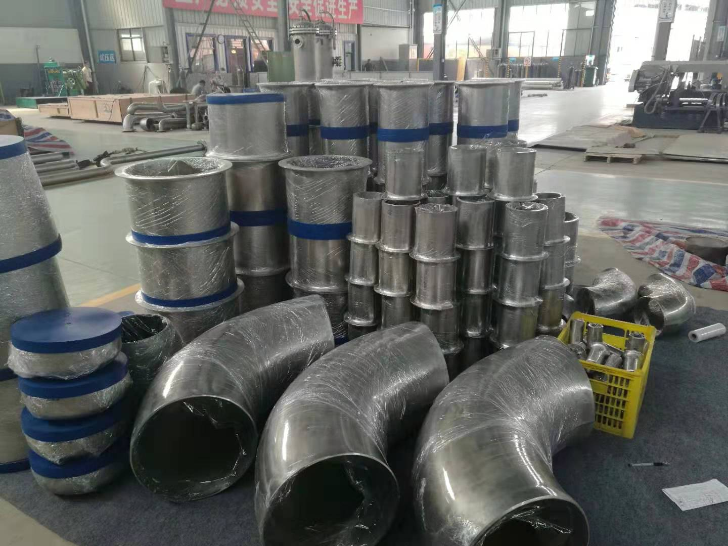 Titanium Welded Tube And Titanium Pipe Fittings GR1 GR2 GR7 GR12 ASTM B862 OR ASME B16.9