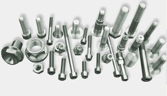 Grade 5 Titanium Taper Head Screw