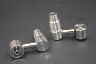 Gr2 domeless titanium nails Free Samples titanium nails 14mm and18mm female joint